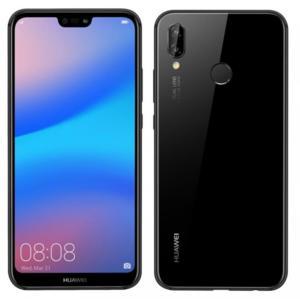 Мобилен телефон Huawei P20 LITE DS BLACK